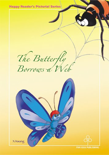 The Butterfly Borrows a Web